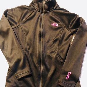 The NorthFace full zip up jacket small
